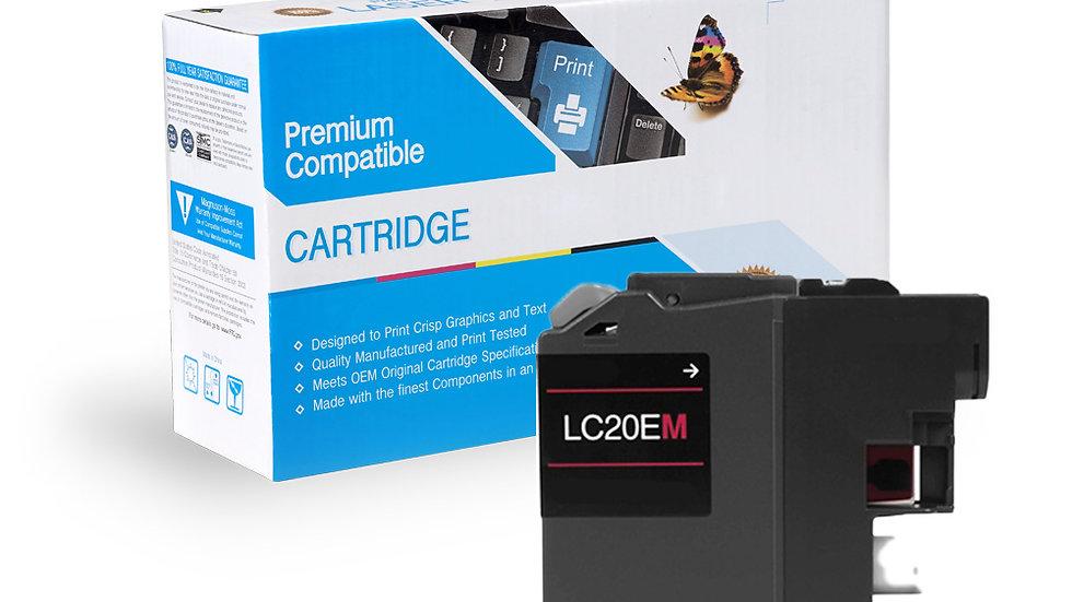 Brother LC20EM Compat Super High Yield Magenta Ink Cartridge