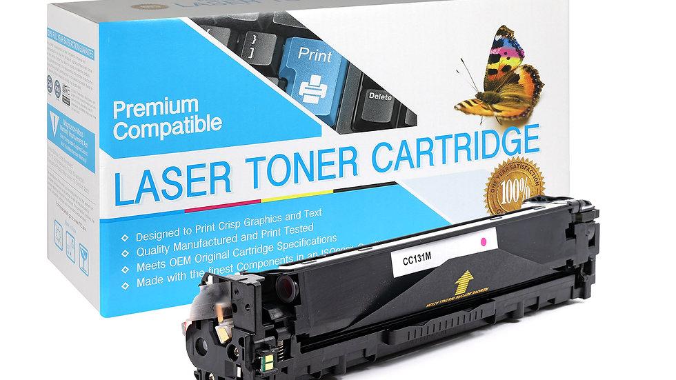 Canon 6270B001AA/131 Compatible Toner- Magenta