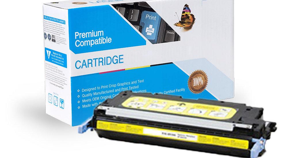HP Q6472A Compatible Yellow Toner Cartridge