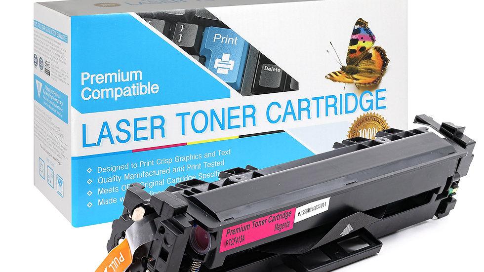 HP CF413A, 410A Compatible Toner- Magenta