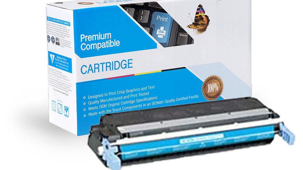 HP C9731A Compatible Cyan Toner Cartridge