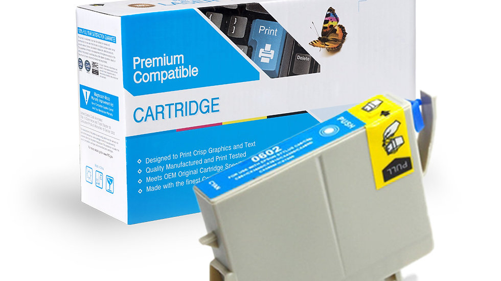 Epson Remanufactured Ink Cart T060220