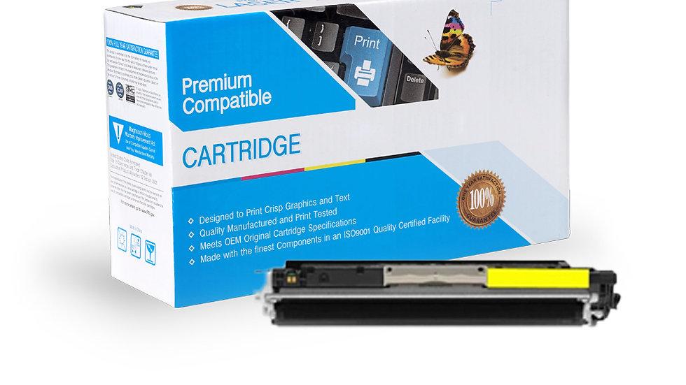 HP CF352A, 130A Compatible Toner- Yellow