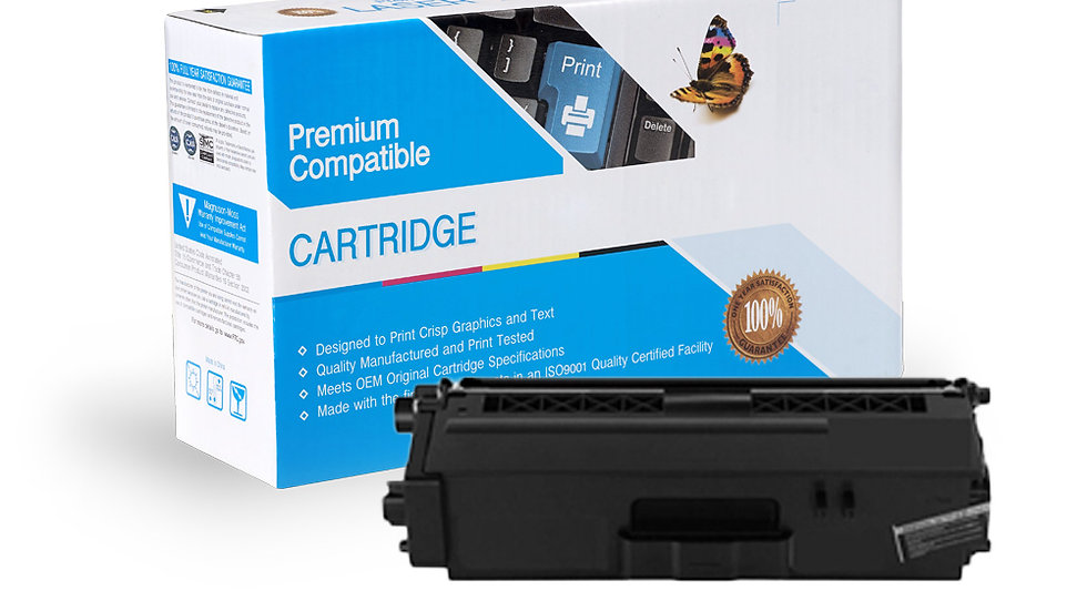 Brother TN339K Compat Extra High Yield Black Toner Cartridge