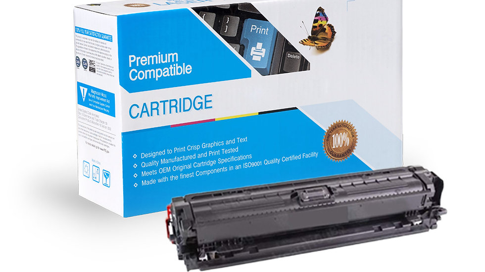 HP Compatible CE740A  Black Toner Cartridge