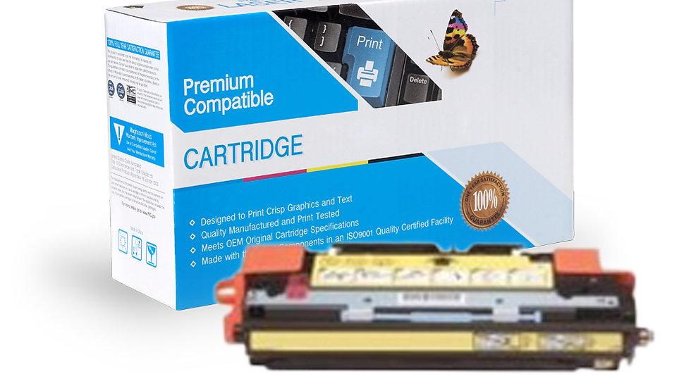 HP Q2682A Compatible Yellow Toner Cartridge