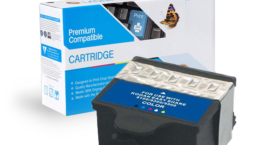 Kodak Compatible Ink Cartridge 1810829, No. 10 Color  8966