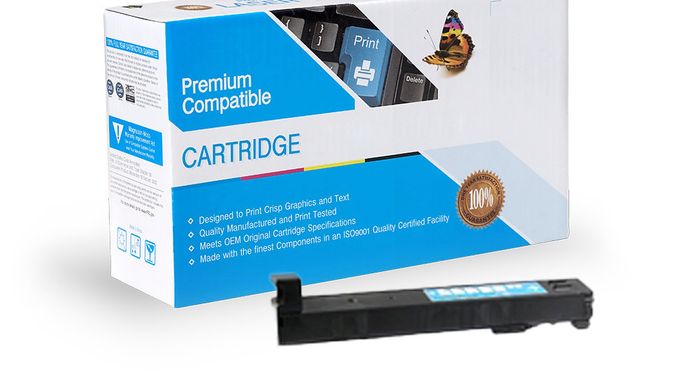 HP CF311A (HP 826A) Compatible Cyan Toner Cartridge