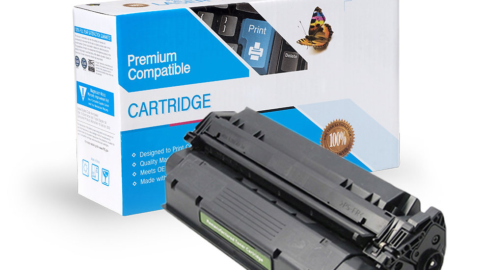 HP C7115X Compatible Black MICR Toner Cartridge