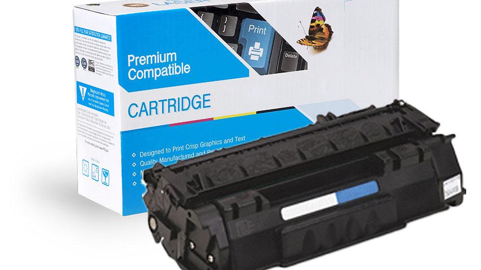 HP Q7551A Remanufactured MICR Toner- Black
