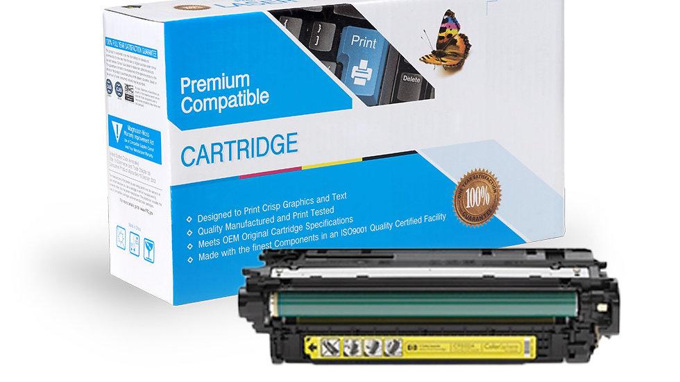 HP Compatible Color laserJet CM4540,CM4540f,  (YELLOW)