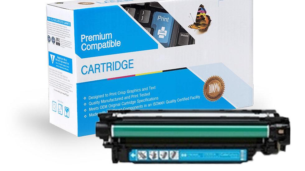 HP CE251A Compatible Cyan Toner Cartridge