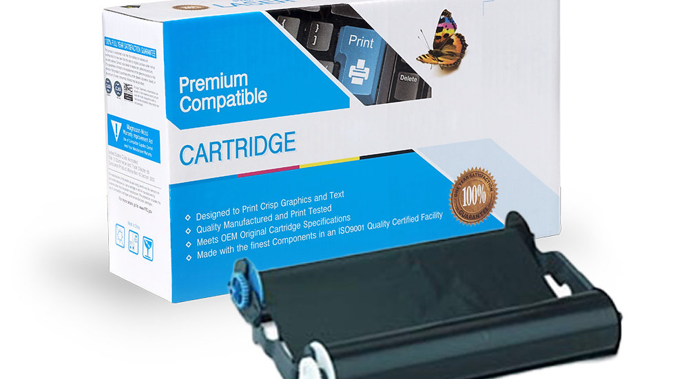 Brother Compat Cartridge With Refill PC-301