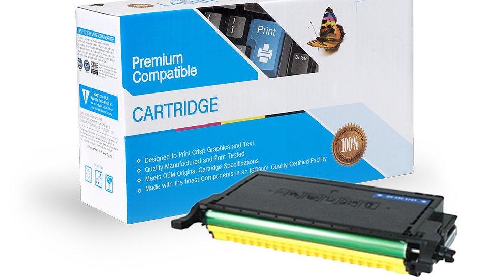 Dell 2145, 2145CN Compatible Yellow Toner