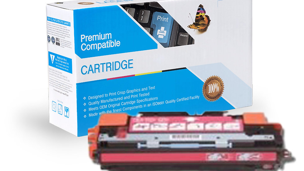 HP Q2683A Compatible Magenta Toner Cartridge