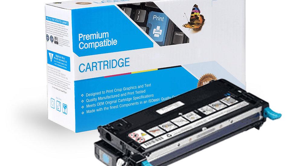 Dell 310-8094 Compatible Cyan High Capacity Toner Cartridge,