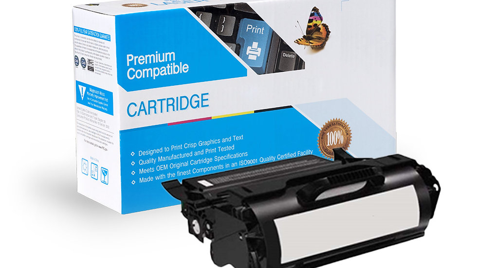 Dell 310-4133 Compatible Black Toner Cartridge