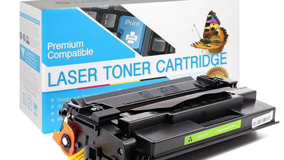 HP CF287A / 87A Compatible Toner Cartridge- Black