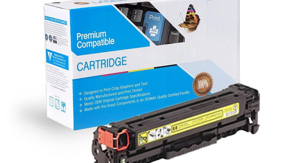 HP CC532A Compatible Yellow Toner Cartridge