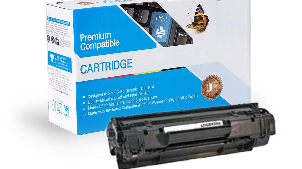 HP CB435A Compatible Black Toner Cartridge