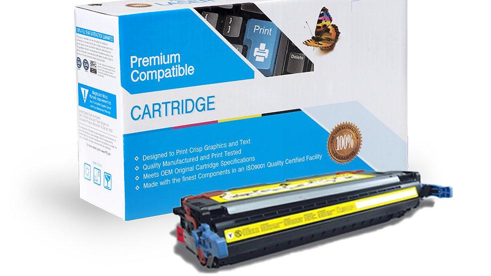 HP Q6462A Compatible Yellow Toner Cartridge