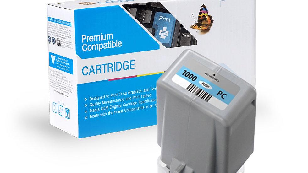 Canon Compatible PFI-1000PC Inkjet- Photo Cyan