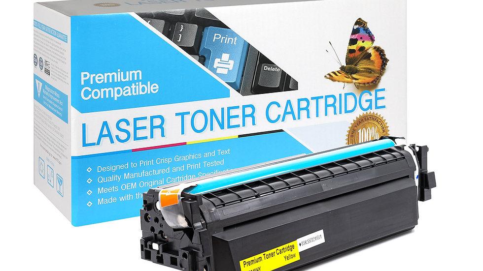 Canon 046H Hi-Capacity Compatible Toner- Yellow