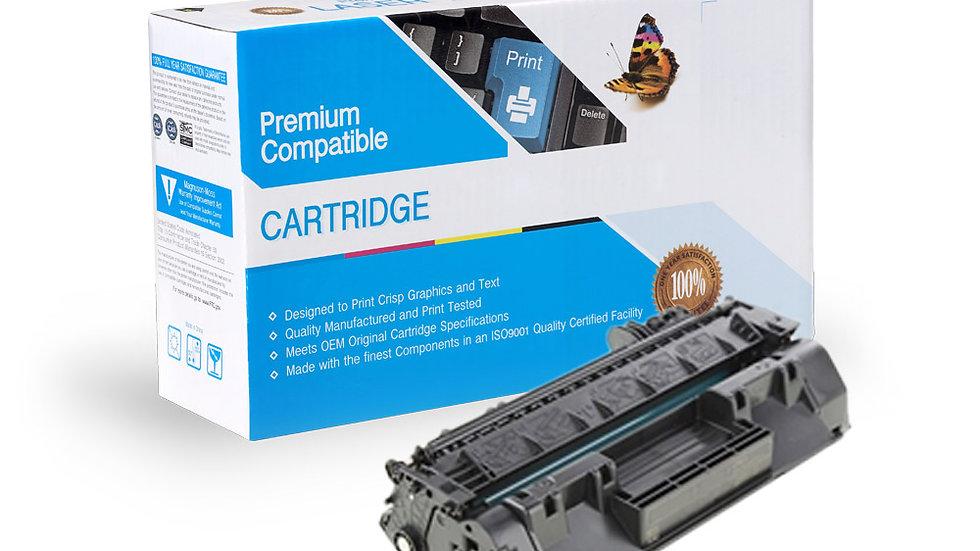 HP CF280X High Yield Remanufactured MICR Toner- Black