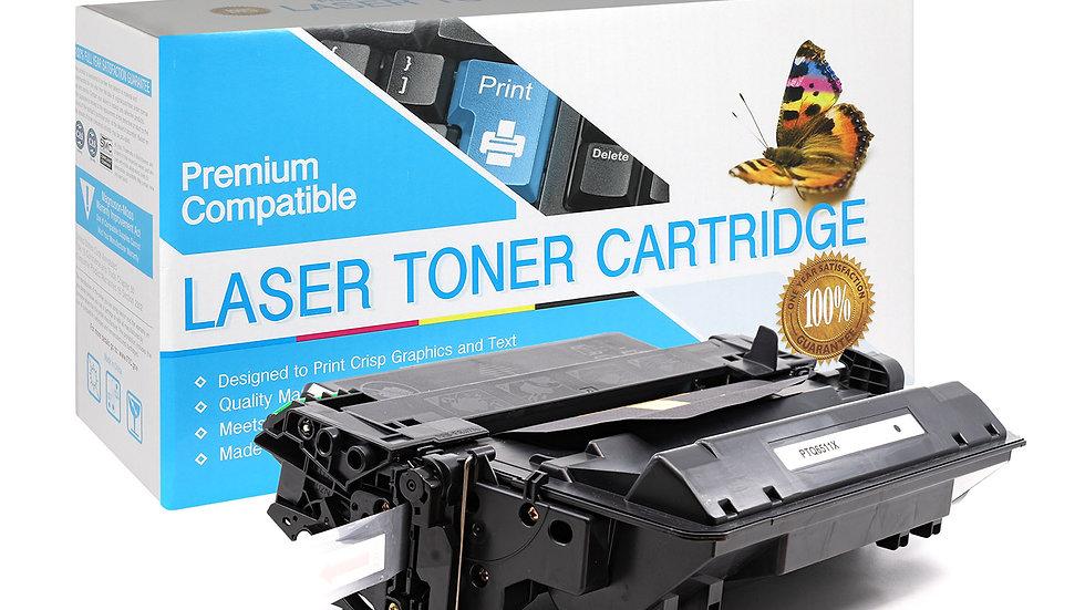 HP Q6511X Hi-Yield Compatible Black Toner Cartridge
