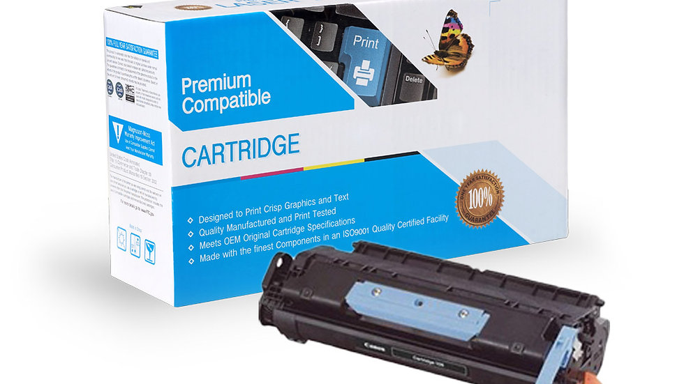 Canon C106/FX11 Compatible Black Toner Cartridge