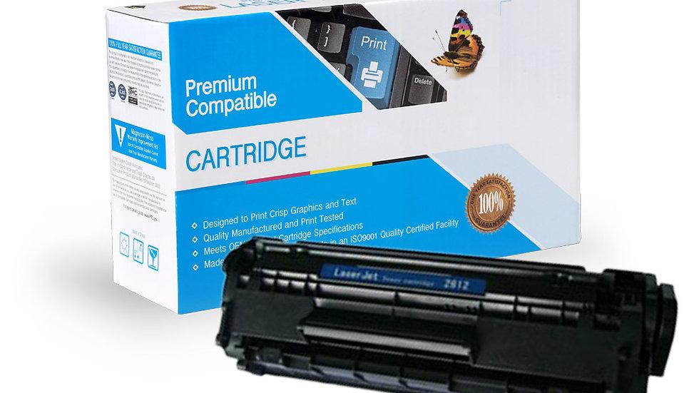 HP Q2612A Compatible Jumbo Yield Toner- Black