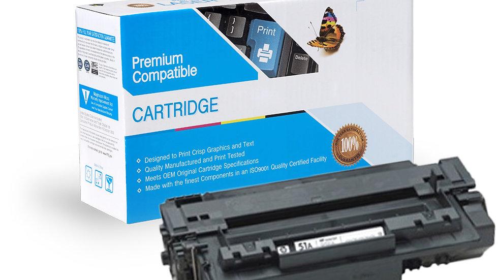 HP Q7551X Compatible Black MICR Toner Cartridge