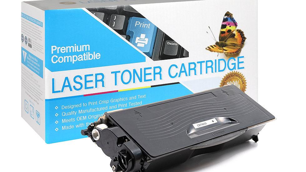 Brother TN650/TN3280/TN3290 Compatible Black Toner Cartridge