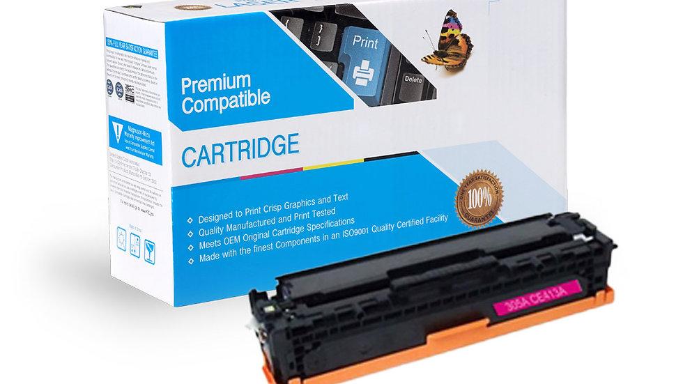 HP CE413A (305A) Compatible Toner- Magenta