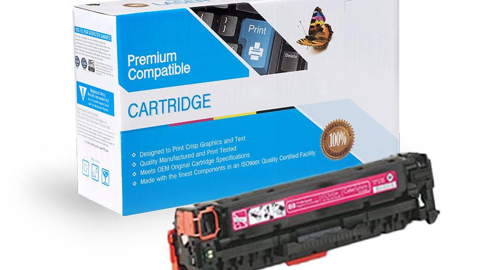 HP CC533A Compatible Magenta Toner Cartridge