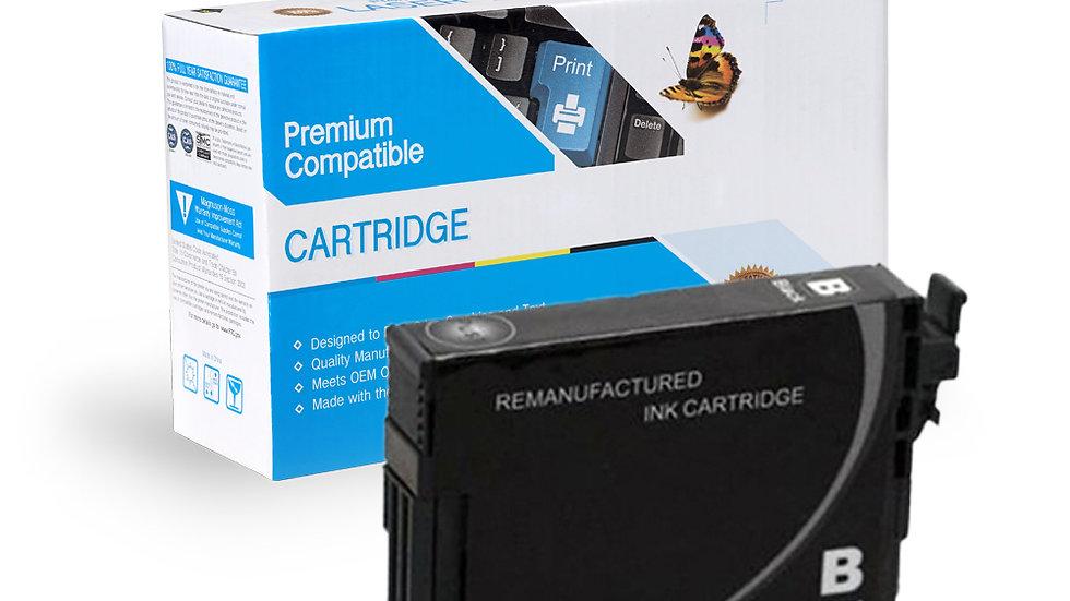 Epson T220XL120 Reman High Yield Black Ink Cartridge