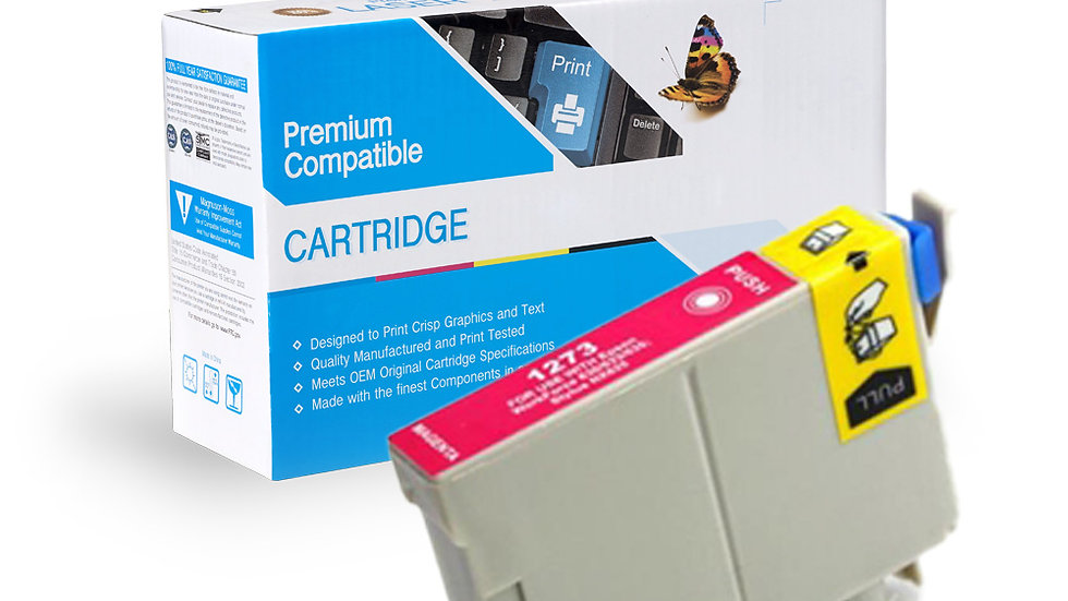 Epson Stylus Remanufactured Ink Cart T127320