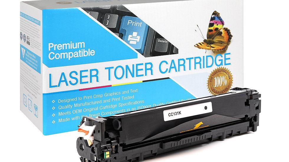 Canon 6273B001AA/131 II High Yield Compatible Toner- Black