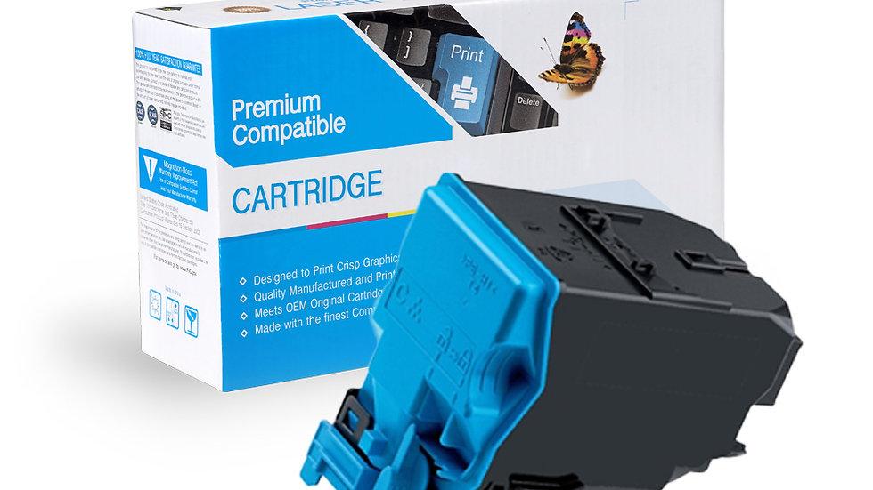 Konica Minolta A0X5450, A0X5451 CyanToner Cartridge
