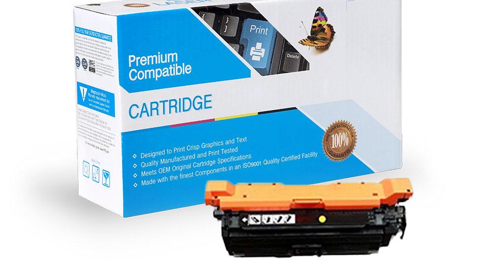 HP CF332A (HP 654A) Compatible Yellow Toner Cartridge