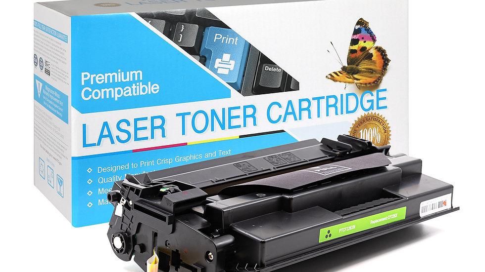 HP CF226X / 26X Compatible Toner- Black