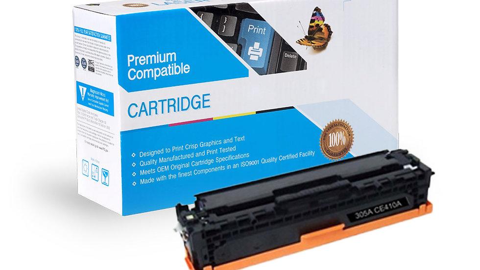 HP CE410A (305A) Compatible Toner- Black