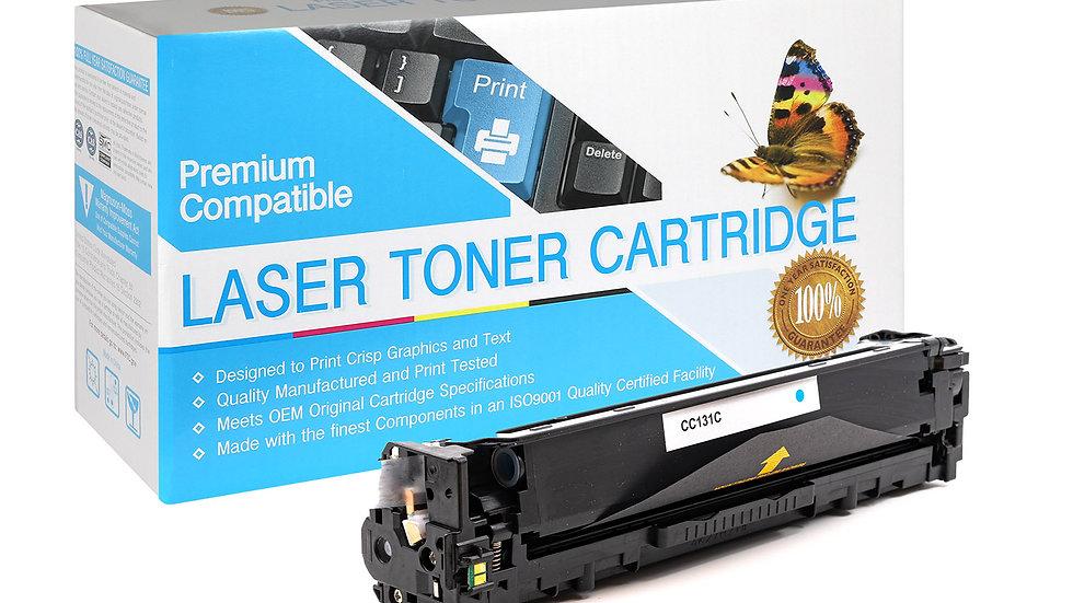 Canon 6271B001AA/131 Compatible Toner- Cyan