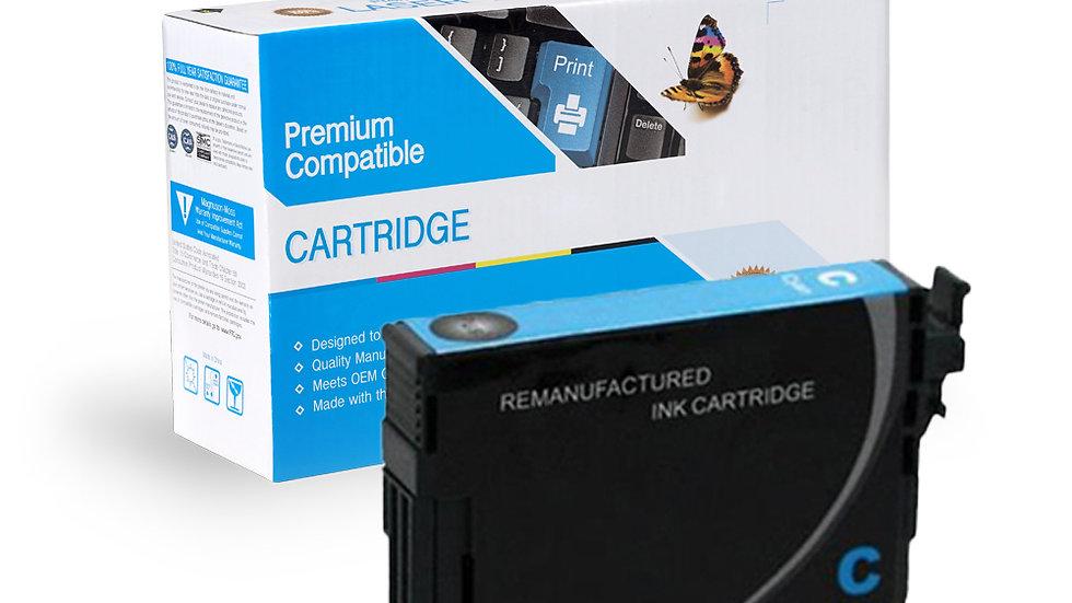 Epson T220XL220 Reman High Yield Cyan Ink Cartridge
