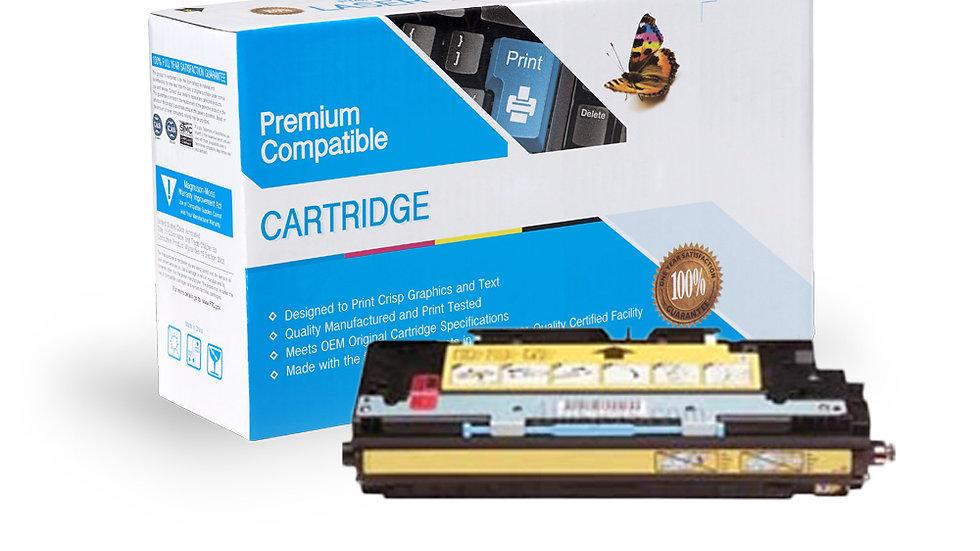 HP Q2672A Compatible Yellow Toner Cartridge