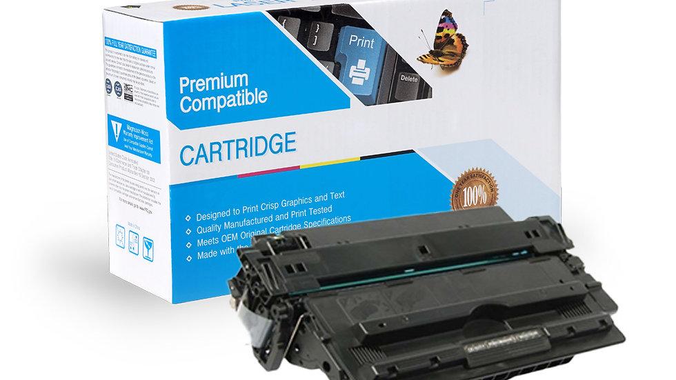 HP CF214A, 14A Compatible Toner- Black