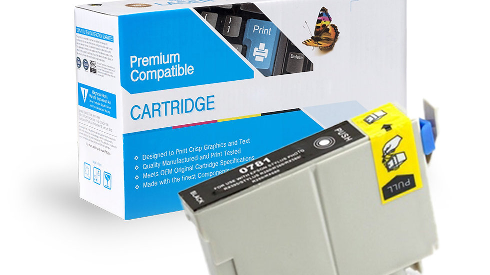 Epson Remanufactured Ink Cart T078120