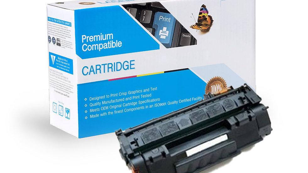 HP Q7553X Hi-Yield Compatible Black Toner Cartridge