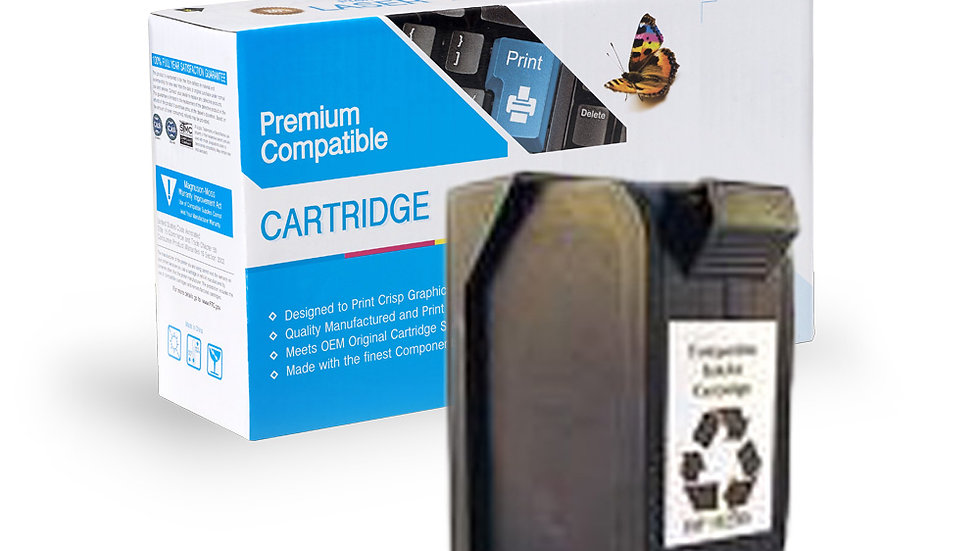 HP Remanufactured Ink Cart 51641A (No. 41)