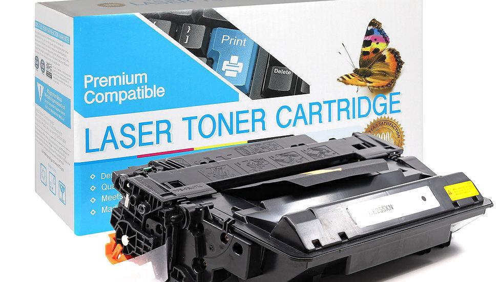 HP CE255X Compatible Toner- Black